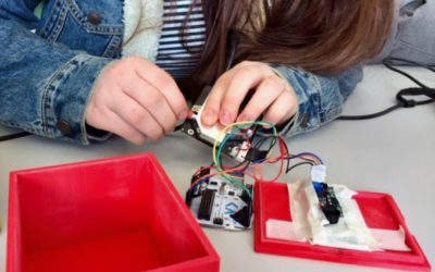 Oslo students developing and using low-cost air quality sensors