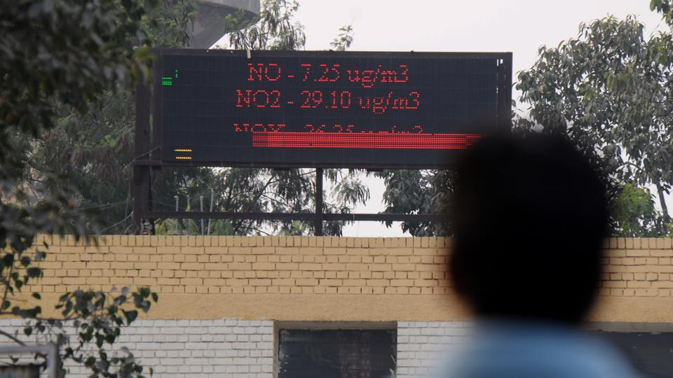 Pakistan works with India to set up real-time air quality monitors