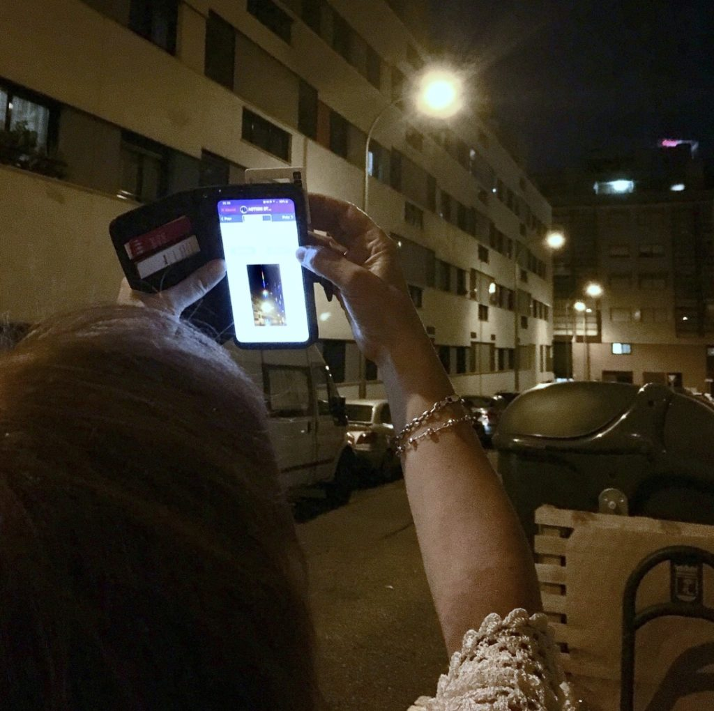 StreetSpectra project launched in Spain