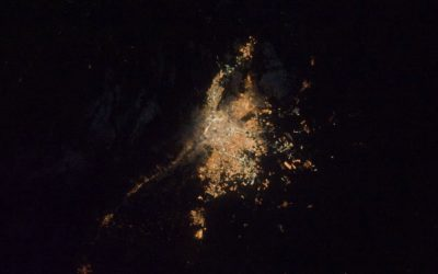 Lost At Night relies on citizen science to create a Night Sky Map