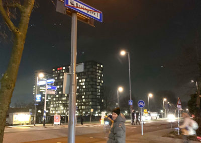 StreetSpectra - ACTION Project