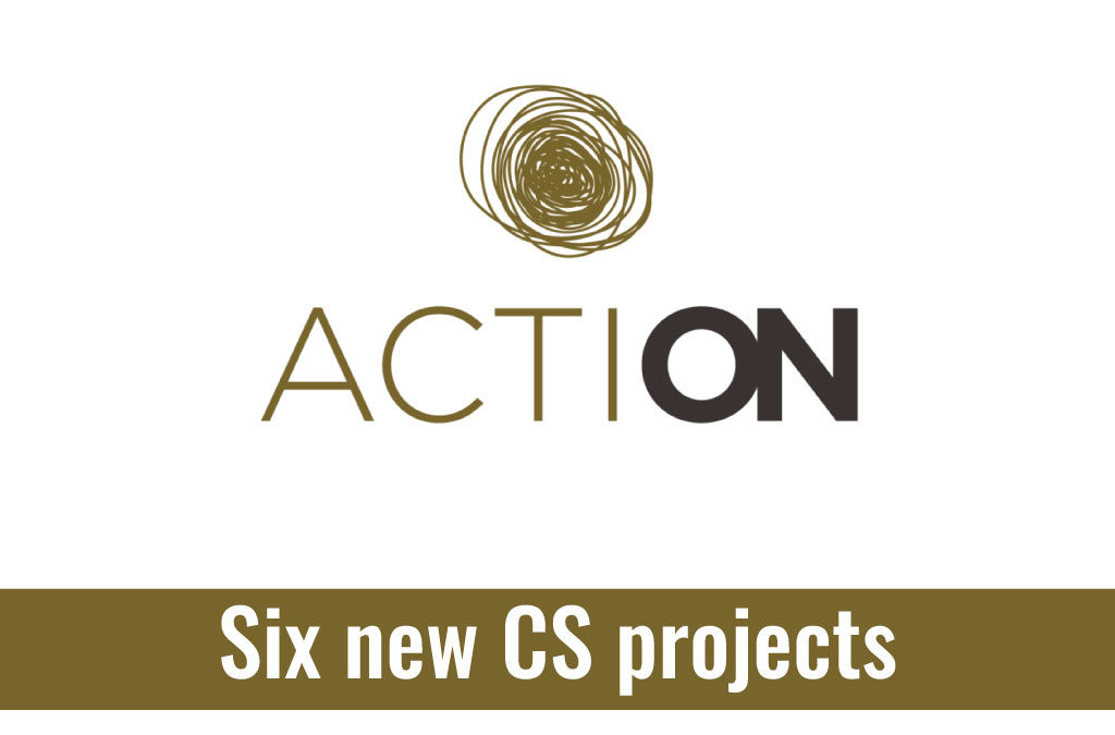 Six new Citizen Science projects joining ACTION: welcome on board!