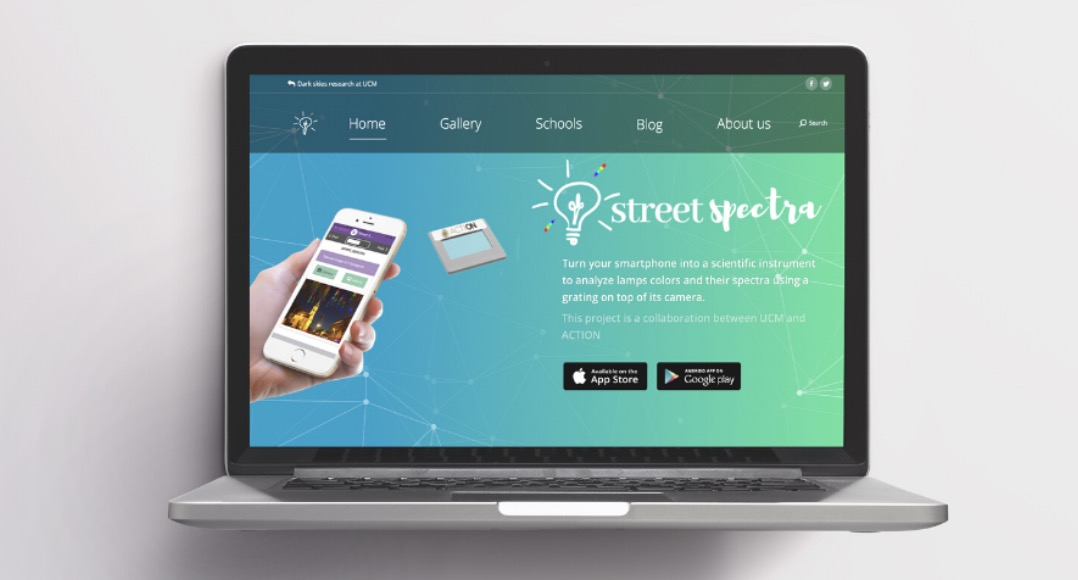 Street Spectra new website