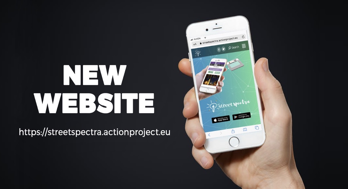 We are proud to announce the launch of Street Spectra new website