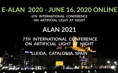 Upcoming light pollution meeting