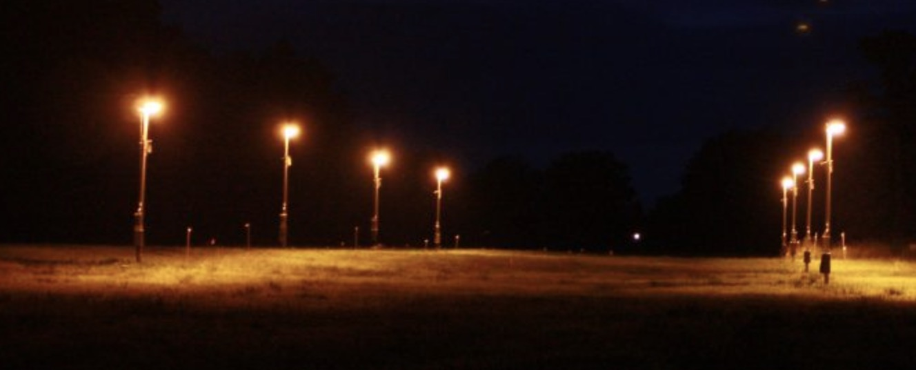 Kick-off event for Tatort Streetlight / AuBe on 30.10.20 at the Stechlinsee Center