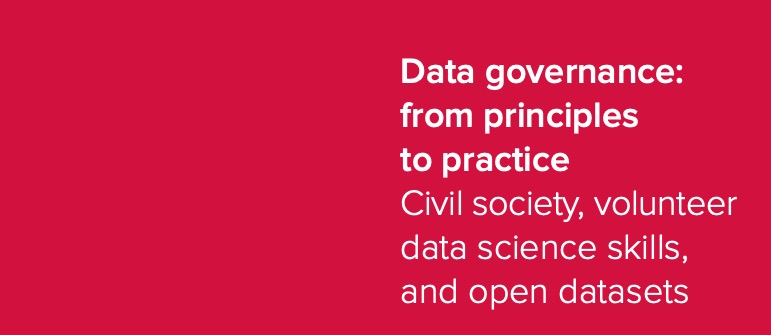 ACTION coordinator KCL participated in the Citizen Data Science workshop