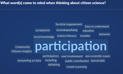 Citizen science on its way… to Norway!
