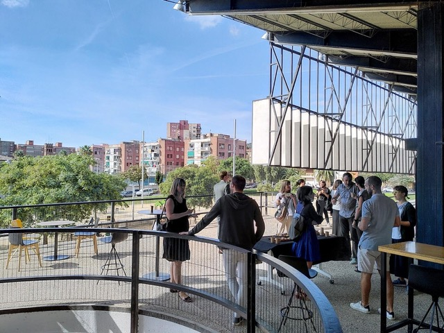 Citizen science policy masterclass in real life: getting the Barcelona- Catalonia network together